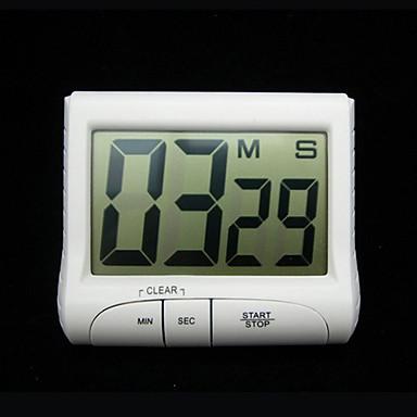 Instrumente pentru ustensile de bucătărie Plastic Multifuncțional bucătărie timer Other