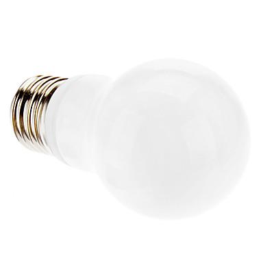 1 buc 4 W Bulb LED Glob 6500 lm E26 / E27 G45 12 LED-uri de margele SMD 3328 Alb Rece 220-240 V / # / RoHs
