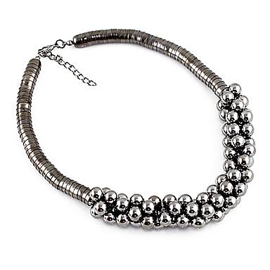 Pentru femei Coliere Choker Modă Aliaj Argintiu Coliere Bijuterii Pentru Petrecere Zilnic
