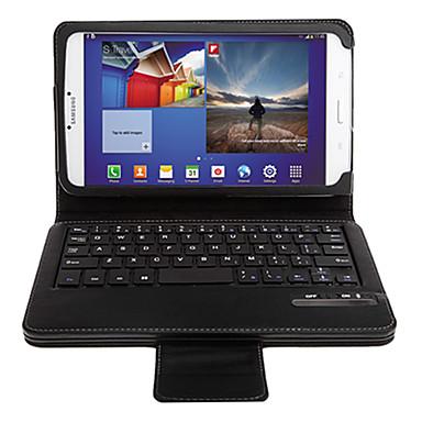 High-end caz Tastatura fără fir Bluetooth pentru Samsung Galaxy Tab 8.0 3 T3100
