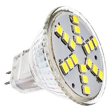 1 buc 2 W Spoturi LED 200LM MR11 MR11 18 LED-uri de margele SMD 2835 Alb Cald Alb Rece Alb Natural 12 V 12-24 V
