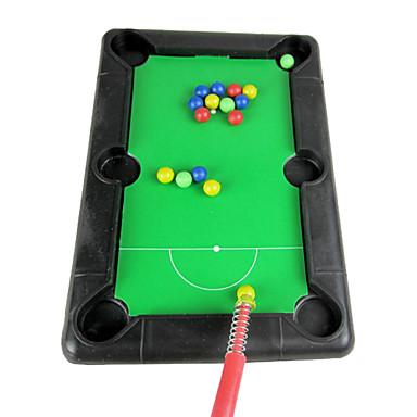 olcso Társasjátékok-Mini szülő-gyermek asztalitenisz-szett, 2 Cue Sticks