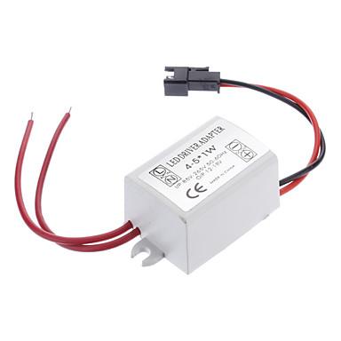 zdm 0.3a 4-5w dc 12-16v la ac 85-265v led lampă exterioară plafon lampă plafon lampă curent curent conducător auto