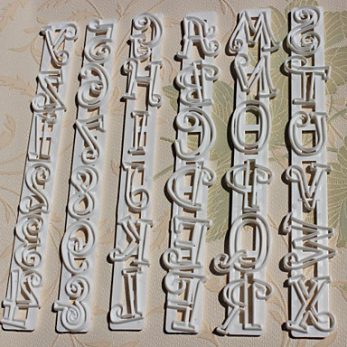 6pcs Plastic Cadou Nuntă Reparații Tort Biscuiți Plăcintă Ustensile de Specialitate Mold DIY coacere Mold Instrumente de coacere