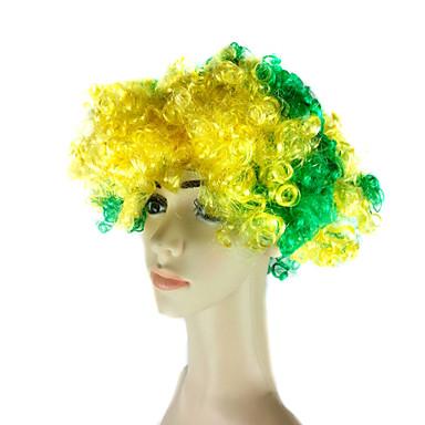 Lumea brazilian Cupa fanii peruca