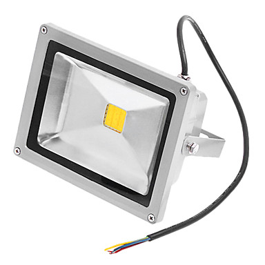 JIAWEN 1 buc 20 W 1400 lm 1 LED-uri de margele LED Integrat Rezistent la apă Alb Cald 220-240 V 85-265 V
