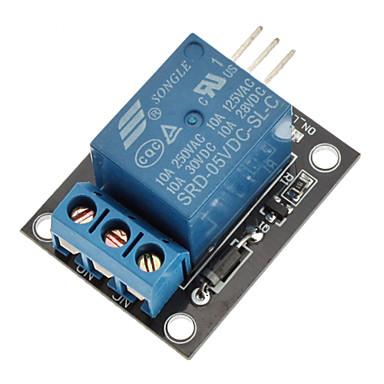 povoljno Releji-(Za Arduino) 5v relej modul za kontrolu razvoj SCM / kućanskih aparata