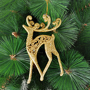 Crăciun de decorare Goledn Moose Ornament