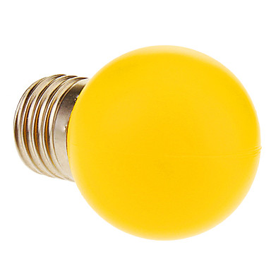 Bulb LED Glob 60 lm E26 / E27 12 LED-uri de margele Alb Cald 220-240 V