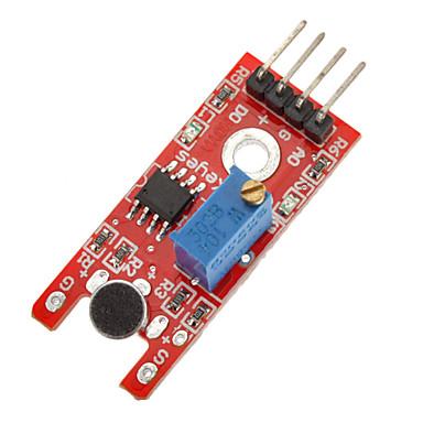 2 99 Módulo Do Sensor De Som Do Microfone Para Voz Para Arduino