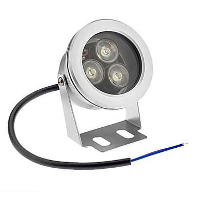 Lumini Subacvatice 800 lm 3 LED-uri de margele LED Putere Mare Rezistent la apă Alb Rece 12 V