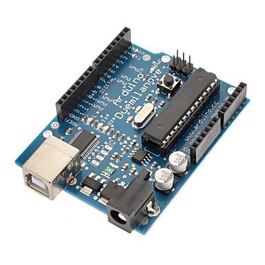 (For Arduino) Duemilanove 2009 AVR ATmega328 p-20PU USB Board