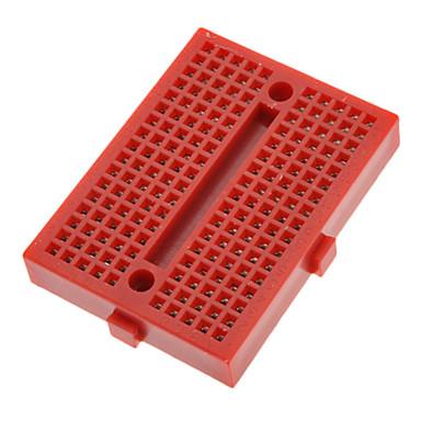 olcso Tartozékok-170 pont mini breadboard a (az Arduino) proto pajzs (működik hivatalos (az Arduino) táblák)