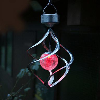 1 buc Lumină de noapte în aer liber Solar Decorativ Iluminare