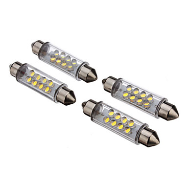 LORCOO 2pcs BA9S Mașină Becuri 50 lm LED Lumini de interior Pentru