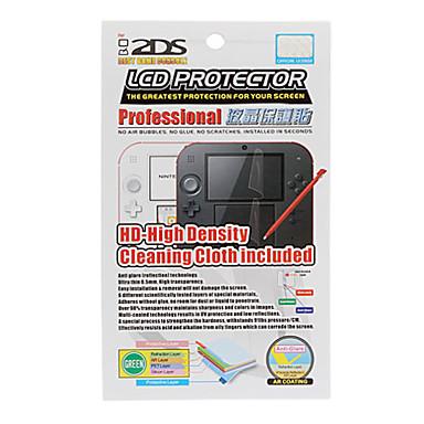 Protectoare de ecran Pentru Nintendo DS . Protectoare de ecran Plastic 1 pcs unitate
