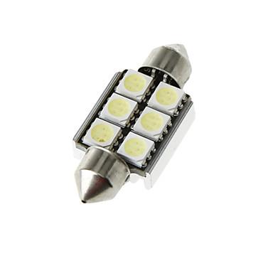 Mașină Becuri LED Performanță Mare 6 Lumini de interior