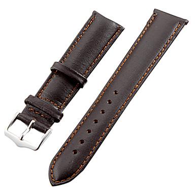 お買い得  腕時計ベルト-腕時計バンド レザー 腕時計用アクセサリー 0.006 高品質