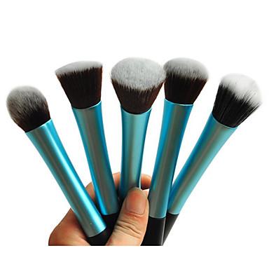 Profesional Machiaj perii Perie Blush 1 aluminiu pentru Pensulă Blush Pensula de machiaj Perie Pudră