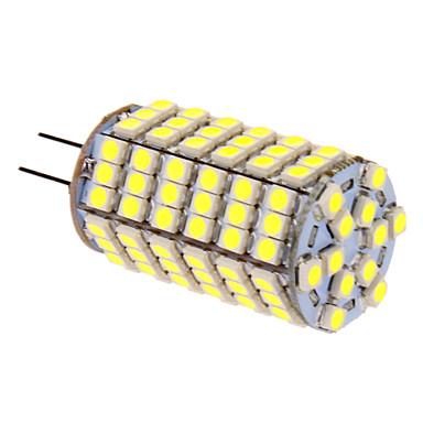 Becuri LED Corn 400 lm G4 T 118 LED-uri de margele SMD 5050 Alb Rece 12 V