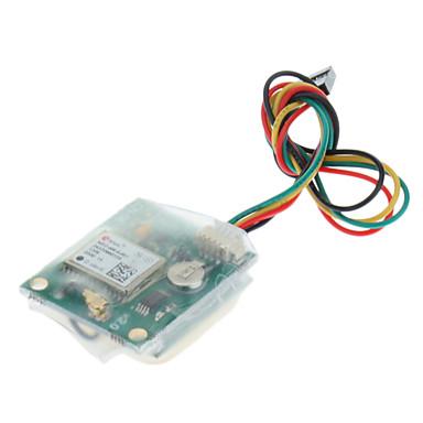 [$15 99] Crius CN-06 V2 0 Standalone U-Blox GPS Receiver Module w/ Source  Antenna - Green