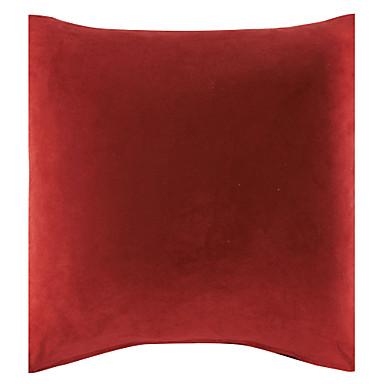 1 個 ポリエステル 枕カバー, ソリッド クラシック