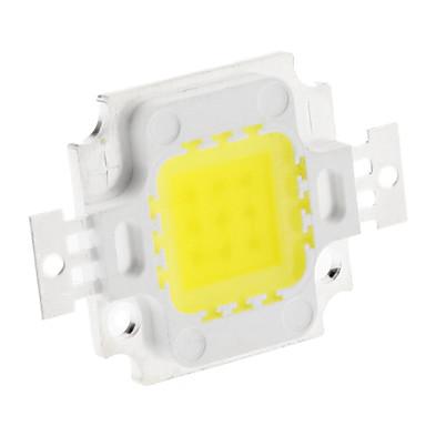 olcso Nagy teljesítményű LED-diy 10w 700-800lm 300ma 6000-6500k hűvös fehér fény integrált LED modul (32-35v)