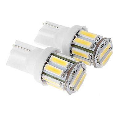 T10 becuri auto smd led 210 lm lumini interioare pentru universal