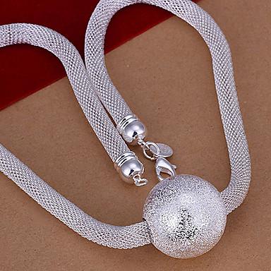 Lănțișoare Minge praf de stele femei Articole de ceramică Argilă Coliere Bijuterii 1 buc Pentru Nuntă Petrecere Zilnic Casual Sport