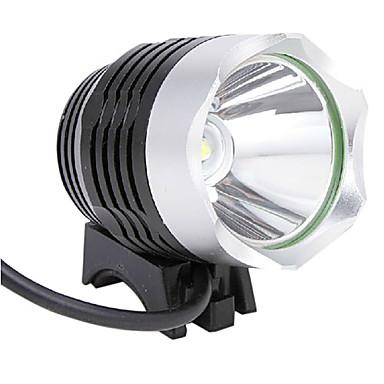 olcso Sport & túra-LED Kerékpár világítás Kerékpár első lámpa LED Kerékpár Kerékpározás Vízálló Újratölthető 18650 1200 lm AkkumulátorBattery Kempingezés / Túrázás / Barlangászat Kerékpározás / Alumínium ötvözet