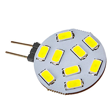 SENCART 1 buc 2.5 W Spoturi LED 120-150 lm G4 9 LED-uri de margele SMD 5730 Alb Rece 12 V