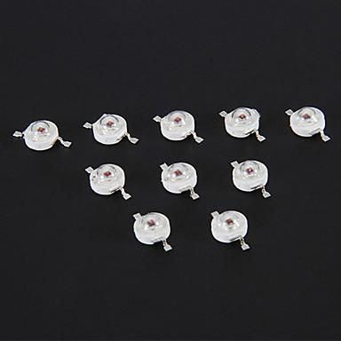 ieftine LED-uri-10pcs 70 lm Accesorii pentru iluminat Cip LED 1 W