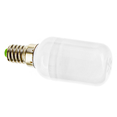 SENCART 1 buc 1 W Spoturi LED 80-120 lm E14 6 LED-uri de margele SMD 5730 Alb Cald 220-240 V