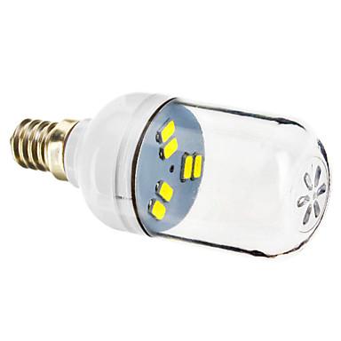 SENCART 1 buc 1 W Spoturi LED 70-90 lm E12 6 LED-uri de margele SMD 5730 Alb Rece 220-240 V