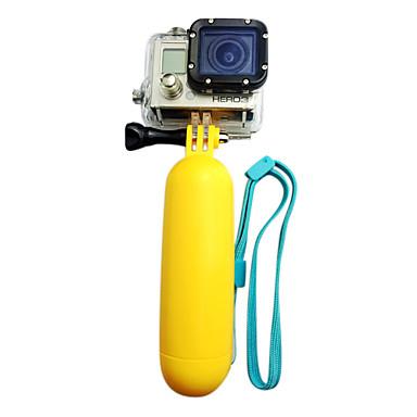 Montură Plutitor de mâini plutitoare 1 pcs Pentru Cameră Acțiune Toate GoPro 5 Gopro 4 Gopro 4 Silver Gopro 4 Session Plastic / Gopro 4 Black