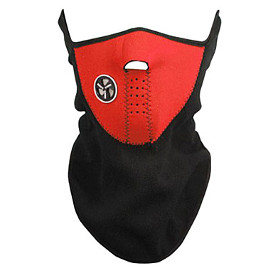 Mască sport Face Mask Bărbați Pentru femei Schiat Camping & Drumeții Alpinism Bicicletă / Ciclism Rezistent la Vânt Keep Warm Respirabilitate / Ciclism montan / Ciclism stradal / Iarnă