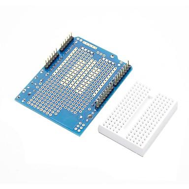 prototip scut + mini machetate pentru (pentru Arduino) (funcționează cu oficial (pentru Arduino) placi)