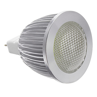 Spoturi LED 400 lm GU5.3(MR16) LED-uri de margele COB Alb Cald 12 V