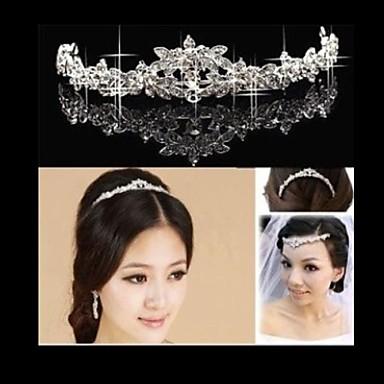 Svatební vlasové doplňky Svatební Crown Čelenka čelo zvířete 1156921 2019 –  €9.99 658510a23c