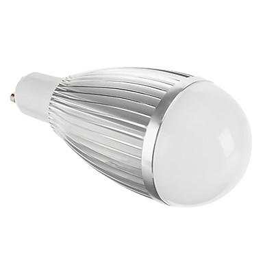 1 buc 7 W Bulb LED Glob 359 lm GU10 1 LED-uri de margele COB Alb Cald 85-265 V
