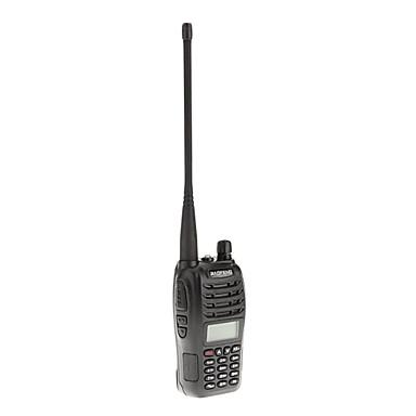 Baofeng uv-B6 UHF / VHF 400-470 / 136-174mhz 5w de reducere a zgomotului doi fel de radio walkie talkie interfon
