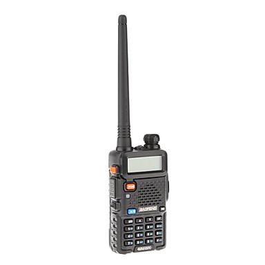 Baofeng UHF/VHF 400-480/136-174MHz 4W/1W VOX Two Way Radio Walkie Talkie Transceiver Interphone