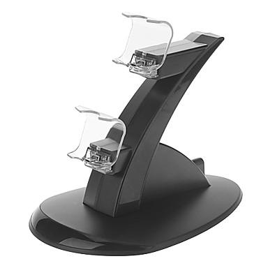 olcso PS4 akkumulátorok és töltők-Akkumulátorok és töltők Kompatibilitás PS4 ,  Akkumulátorok és töltők Műanyag egység