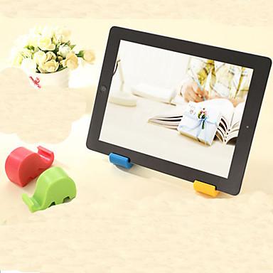 olcso Asztali rendszerezők, irattartók-egyszínű elefánt design mobiltelefon hold (véletlenszerű szín)