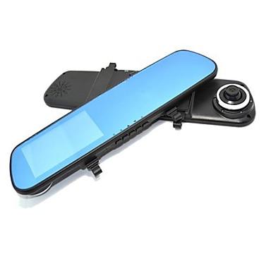 Full HD 1920 x 1080 Car DVR 120 Grade / 140 Grade Unghi larg 5.0 MP CMOS 3.5 inch Dash Cam cu 6 infraroșu LEDs Car recorder / 4000 x 3000 / Detector de Mișcare / Ciclu înregistrare / Card TF / 32