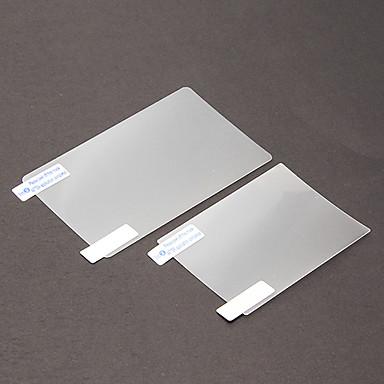 Protectoare de ecran Pentru Nintendo 3DS Mini / Portabil Protectoare de ecran Plastic unitate