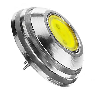 1 buc 2 W Becuri LED Bi-pin 160lm G4 1 LED-uri de margele COB Decorativ Alb Rece 12 V / RoHs