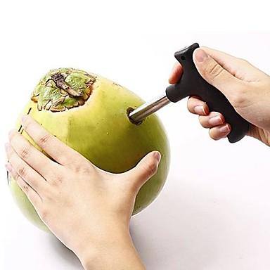 ușor de deschizător de nucă de cocos burghiu gaură maker
