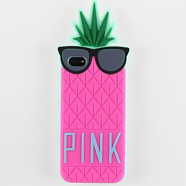 coque iphone 5 ananas silicone