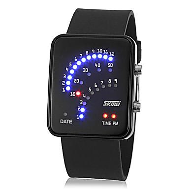 digitalt armbåndsur kvinde